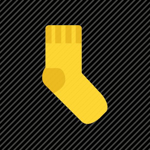 clothes, fashion, sock, style icon icon