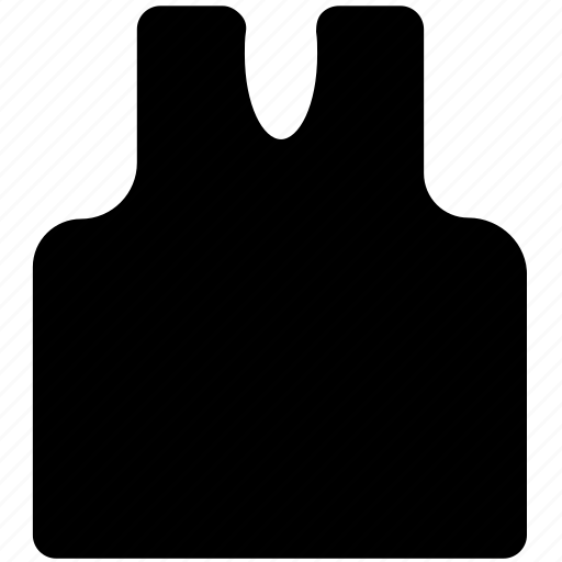 casual top, mannequin, sleeveless shirt, underclothes, undergarment, undershirt, vest icon