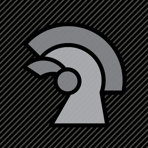 empire, hat, helmet, roman, soldier, warrior icon