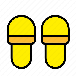 clothes, clothing, shoe, shoes, slipper, slippers icon
