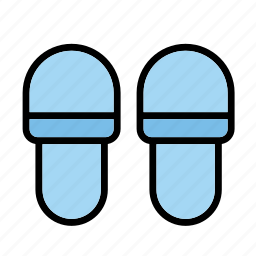 accessory, clothes, clothing, garment, shoe, shoes, slippers icon