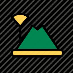 austria, austrian, bavarian, cap, hat, tyrol, tyrolean icon