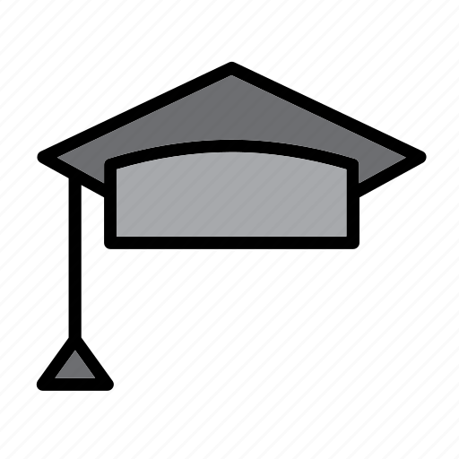 Accessory, cap, clothes, clothing, garment, graduation, mortarboard icon - Download on Iconfinder