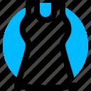 underclothes, undergarment, vest icon