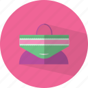 accessories, bag icon