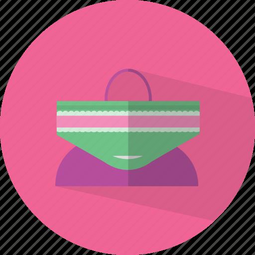 accessories, bag icon