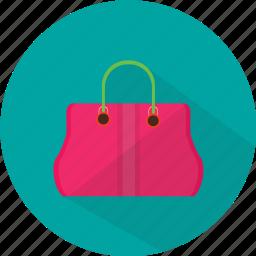 accessories, bag, fashion, shopping icon