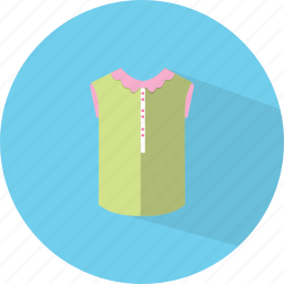 cloth, clothes, tshirt icon