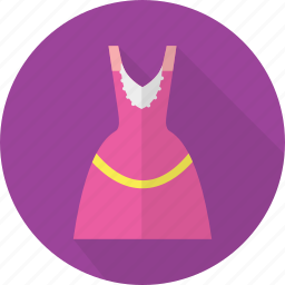 clothes, dress, fashion, gown icon