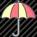 umbrella, protection, security, insurance, rain