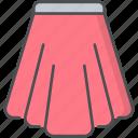 skirt, clothes, fashion, female, women, women's clothing