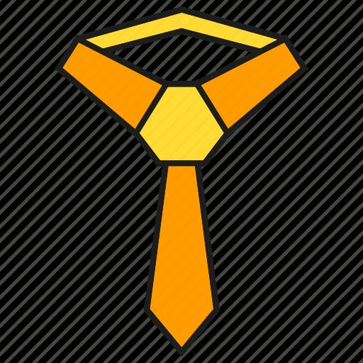 apparel, cloth, fashion, garment, necktie, style, tie icon