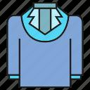 cloth, fashion, jacket, suit, sweater, undershirt, vest