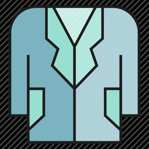 cloth, fashion, garment, jacket, style, suit, tuxedo icon