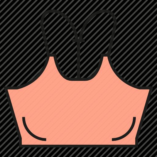 cloth, costume, fashion, garment, singlet, style, vest icon