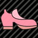cloth, fashion, garment, high heel, shoe, style