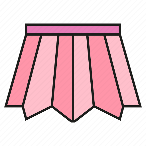 apparel, cloth, costume, fashion, garment, short skirt, style icon