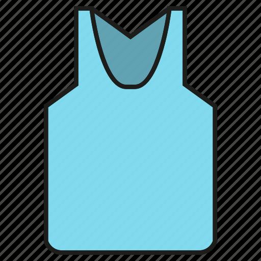 costume, garment, singlet, undershirt, vest, waistcoat icon