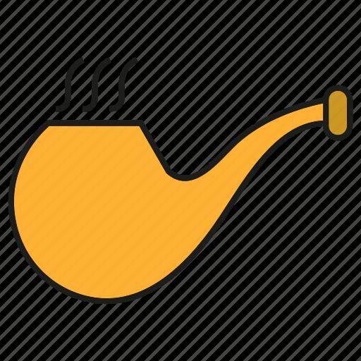 cigar, cigarette, mafia, pipe, smoke icon