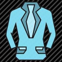 cloth, fashion, garment, shirt, style, suit, tuxedo icon