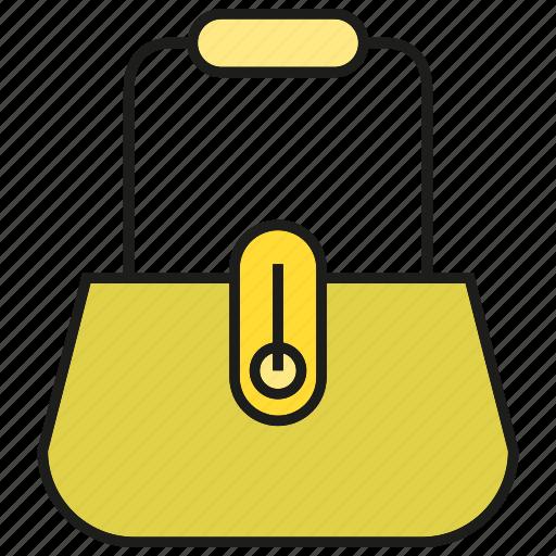 bag, fashion, handbag, style, valise icon