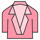 cloth, costume, fashion, garment, shirt, style, suit icon