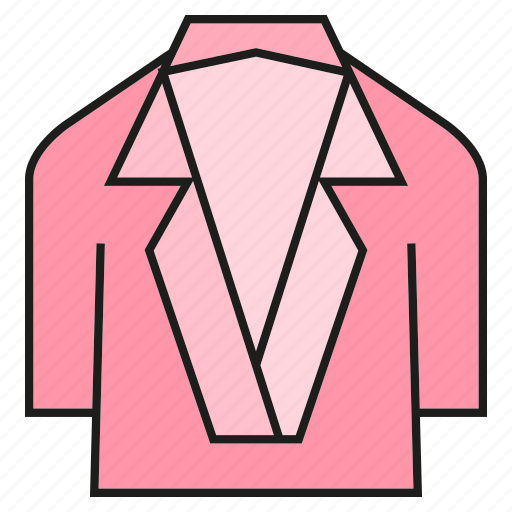 cloth, costume, fashion, garment, shirt, style, suit icon