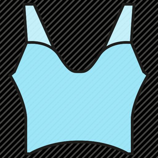 cloth, costume, fashion, garment, singlet, undershirt, vest icon