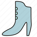 boot, fashion, footwear, high heel, shoe, style icon