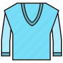 style, fashion, shirt, garment, cloth, costume, apparel icon