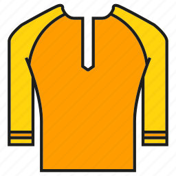 apparel, cloth, costume, fashion, garment, sport shirt, style icon