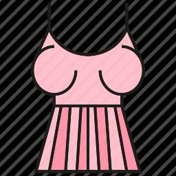 apparel, cloth, costume, fashion, garment, style, swimsuit icon