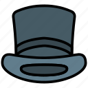 cap, hat, magic, magician icon