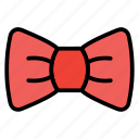 bow, fashion, necktie, tie icon