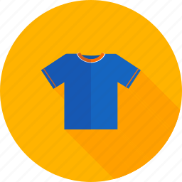 casual, design, fashion, plain, shirt, textile, tshirt icon