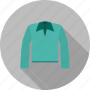 casual, clothes, clothing, collar, fashion, polo, shirt icon