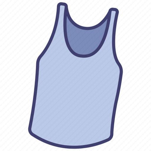 Clothes, clothing, fashion, garment, tank, top, wear icon - Download on Iconfinder