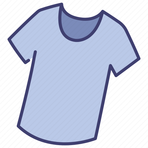 Clothes, clothing, fashion, garment, top, tshirt, wear icon - Download on Iconfinder