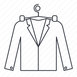 apparel, blazer, clothes, clothing, coat, jacket, women icon