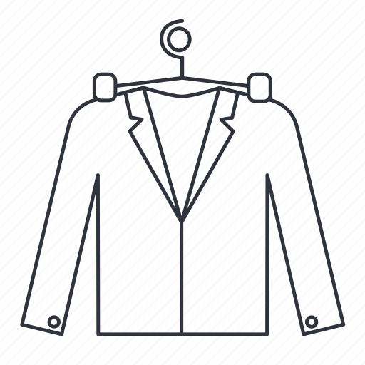 Apparel, blazer, clothes, coat, jacket, clothing, women icon - Download on Iconfinder
