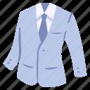 business, clothing, garment, necktie, suit, tie, wear