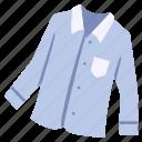 long, sleeve, wear, clothing, clothes, shirt, garment