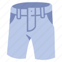 clothes, clothing, garment, pants, shorts, style, wear icon
