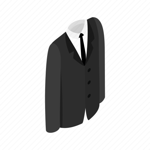 adult, businessman, isometric, male, manager, professional, suit icon
