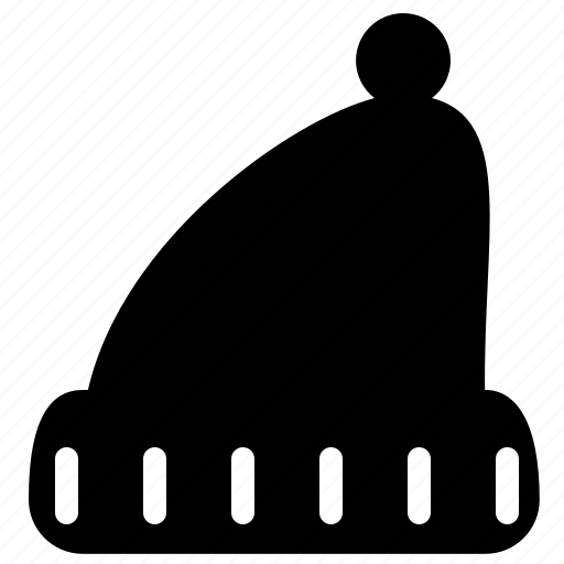 hat, winter icon