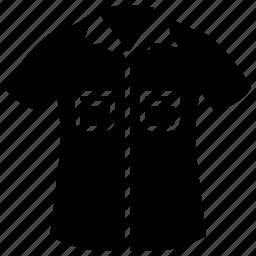 apparel, shirt icon