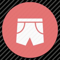 circle, shorts icon