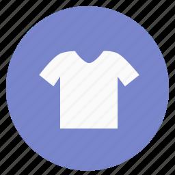 circle, shirt, t icon