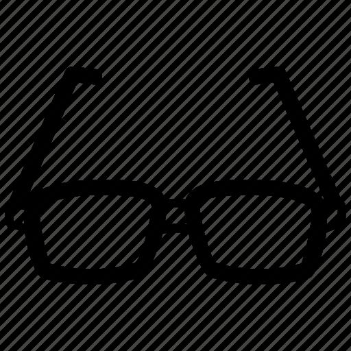 eyeglasses, glass, glasses, sunglasses, visual icon
