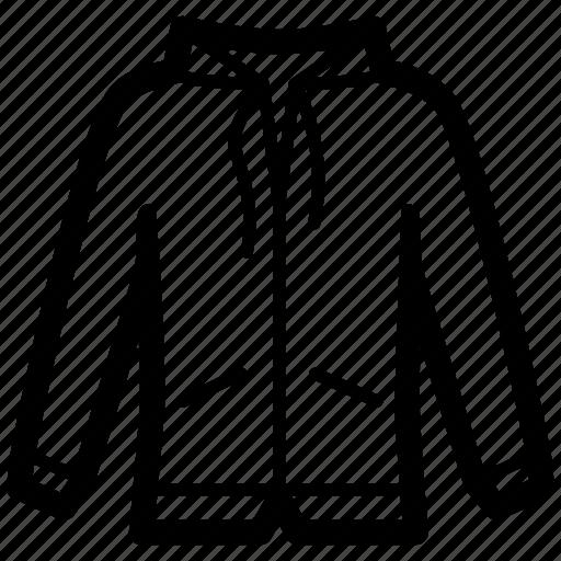 clothing, hoodie, hoody, outerwear, sweater, sweatshirt, wear icon